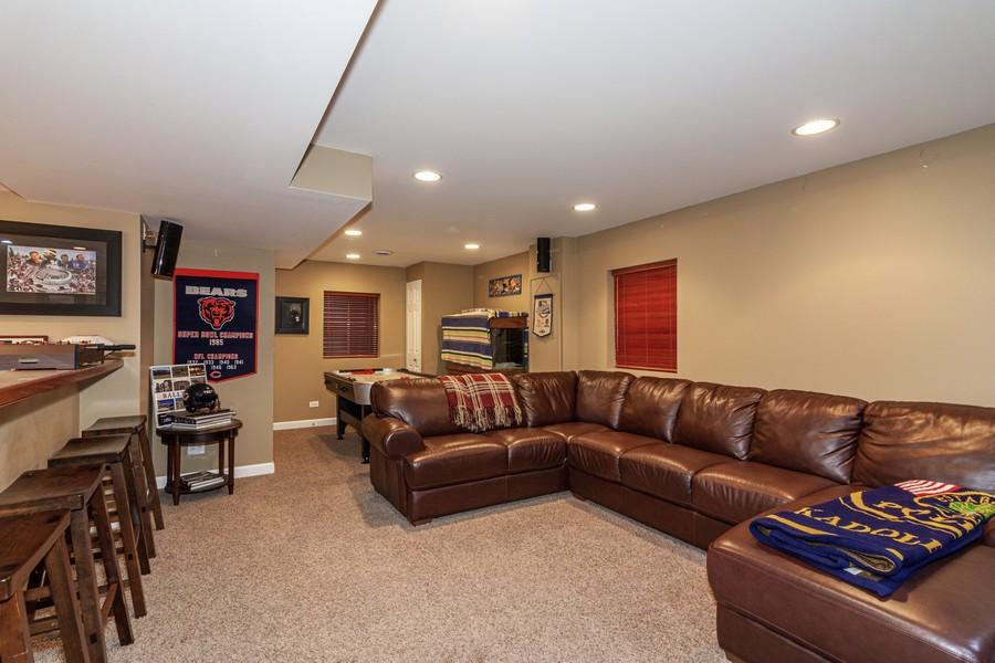 Real Estate Photography - 2021 Lyndhurst, Aurora, IL, 60503 - Basement