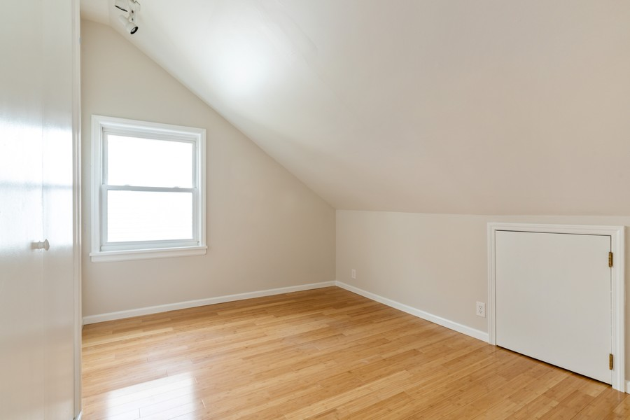 Real Estate Photography - 4408 W Bryn Mawr, Chicago, IL, 60646 - 3rd Bedroom