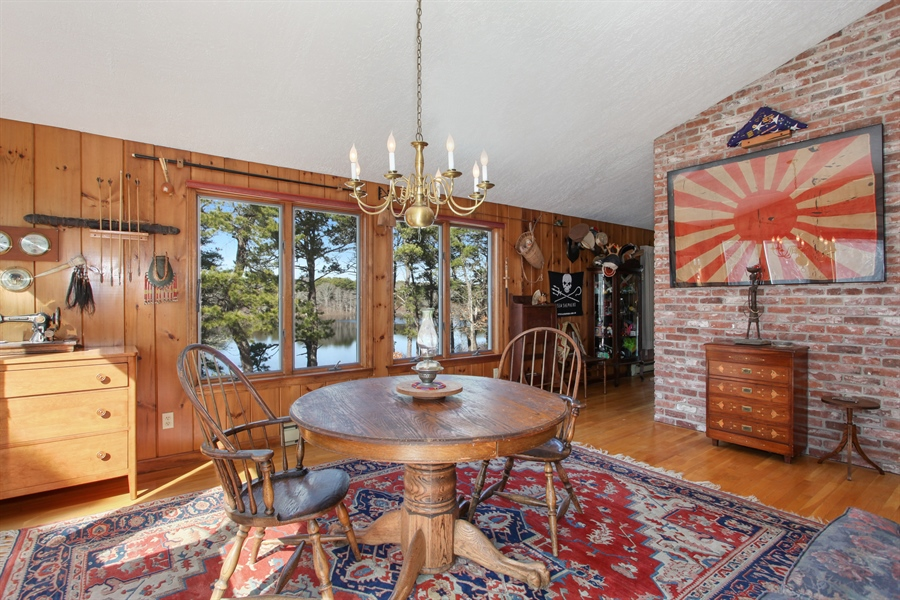 Real Estate Photography - 1020 Samoset Rd., Eastham, MA, 02642 - Dining Room