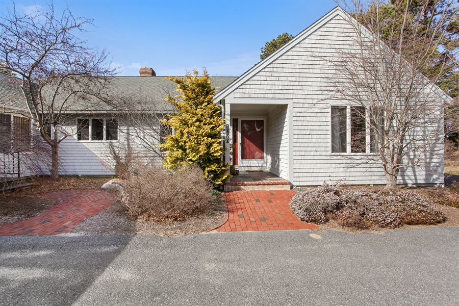 Real Estate Photography - 1020 Samoset Rd., Eastham, MA, 02642 - Front View