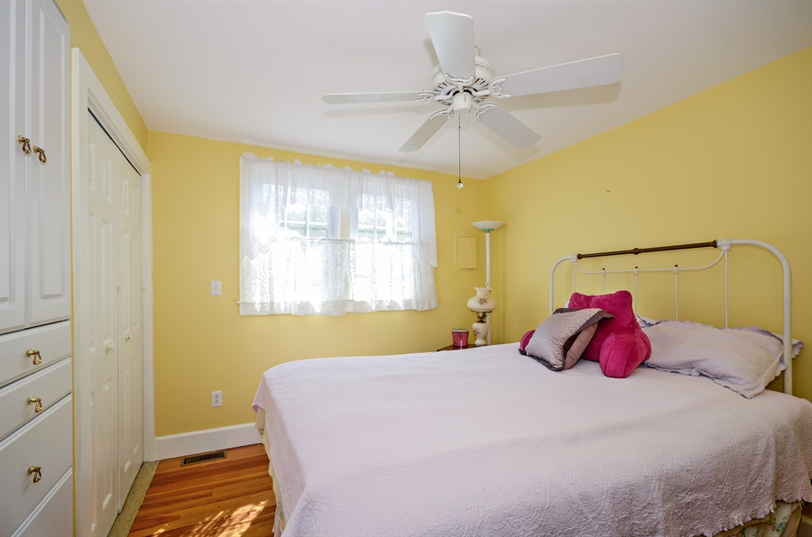 Real Estate Photography - 118 Parkwood Drive, Wareham, MA, 02571 - Master Bedroom