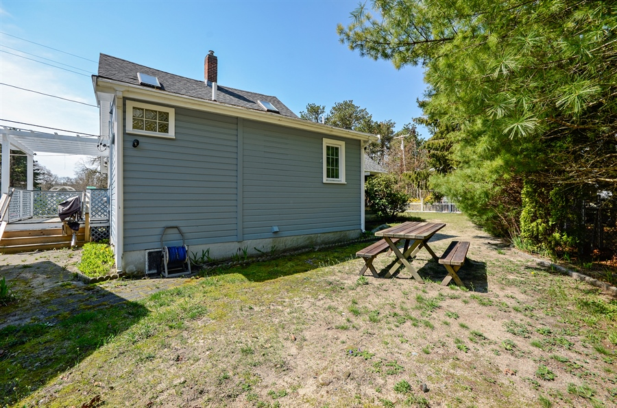 Real Estate Photography - 118 Parkwood Drive, Wareham, MA, 02571 - Back Yard