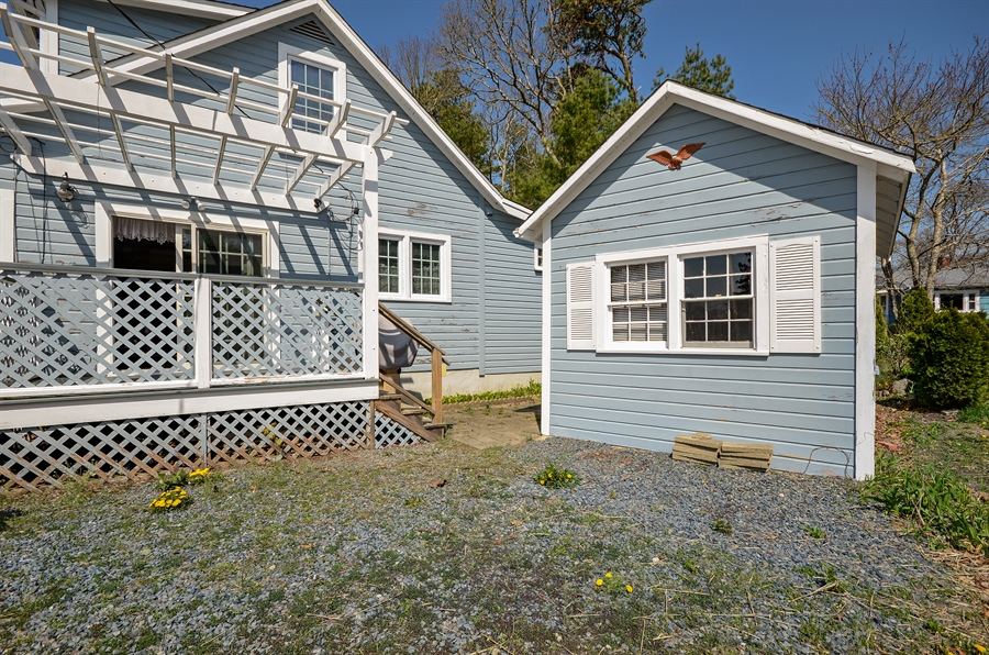 Real Estate Photography - 118 Parkwood Drive, Wareham, MA, 02571 - Side View