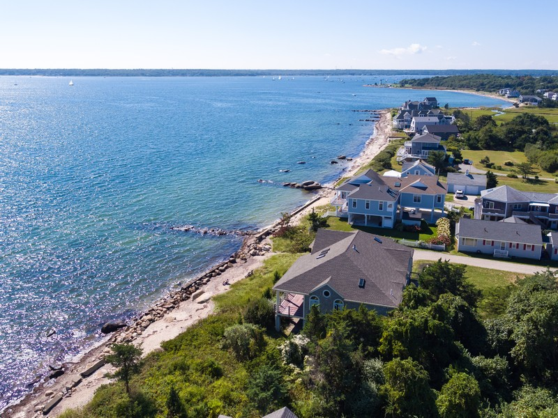 Real Estate Photography - 10 W Silver Shell Ave, Mattapoisett, MA, 02739 -