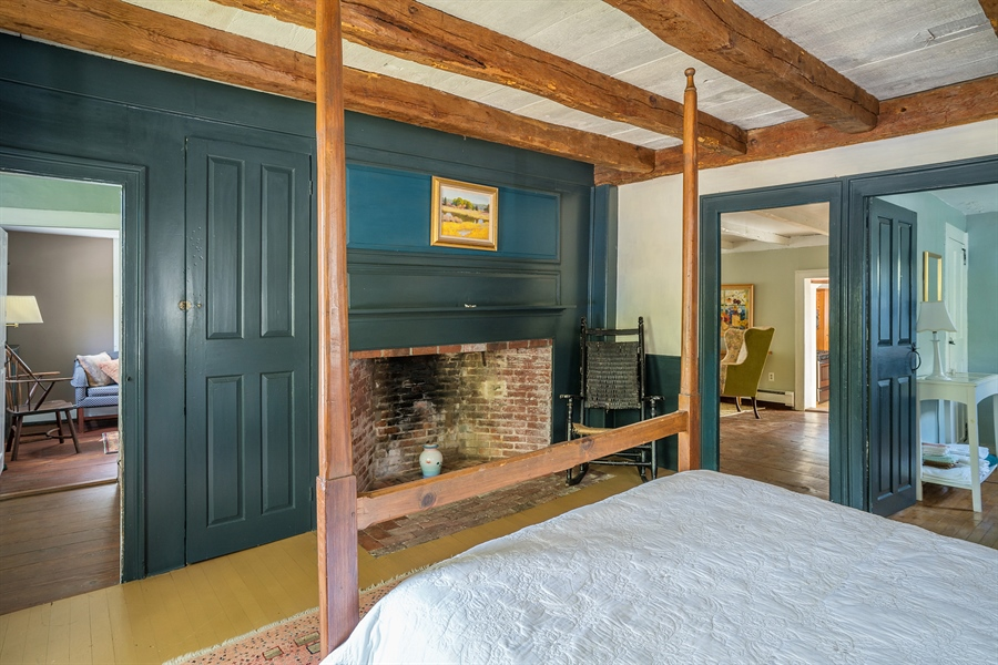 Real Estate Photography - 4096 Main, Cummaquid, MA, 02637 - Master Bedroom