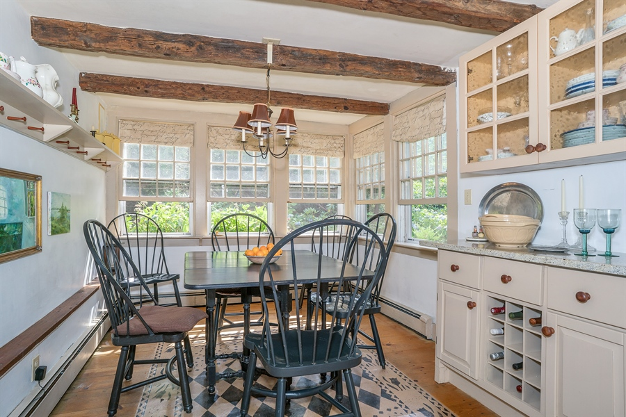 Real Estate Photography - 4096 Main, Cummaquid, MA, 02637 - Dining Room