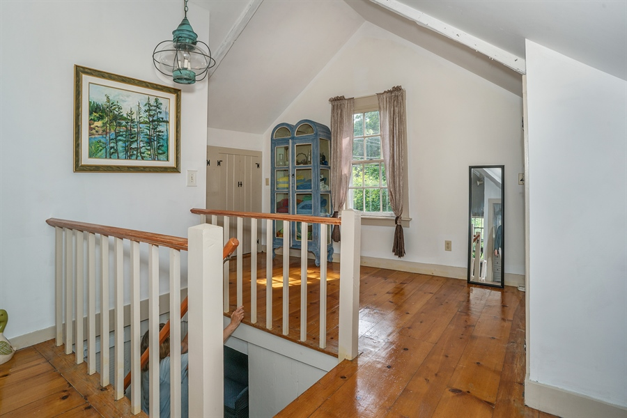 Real Estate Photography - 4096 Main, Cummaquid, MA, 02637 - Staircase