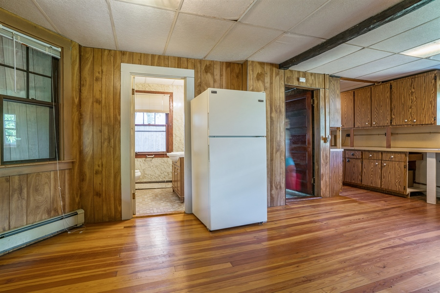 Real Estate Photography - 25 Bayview Avenue, Bourne, MA, 02532 - Kitchen / Dining Room