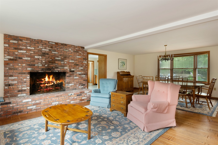Real Estate Photography - 63 Anchorage Road, North Falmouth, MA, 02556 - Living Room