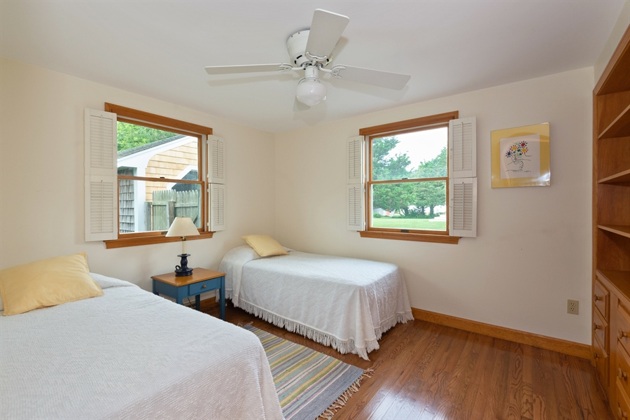 Real Estate Photography - 63 Anchorage Road, North Falmouth, MA, 02556 - Bedroom