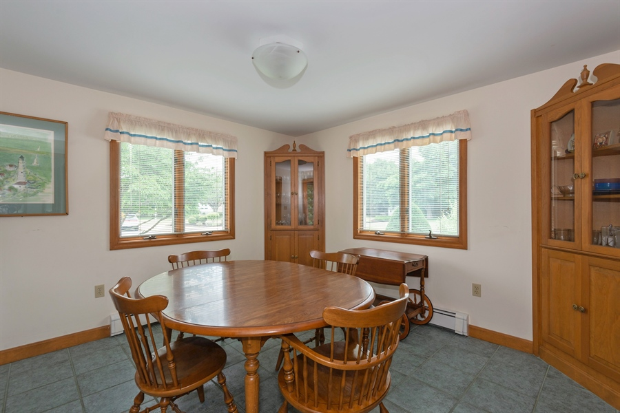 Real Estate Photography - 63 Anchorage Road, North Falmouth, MA, 02556 - Breakfast Area