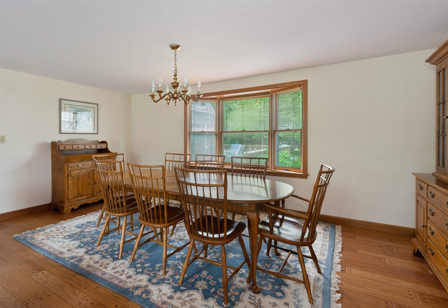 Real Estate Photography - 63 Anchorage Road, North Falmouth, MA, 02556 - Dining Area
