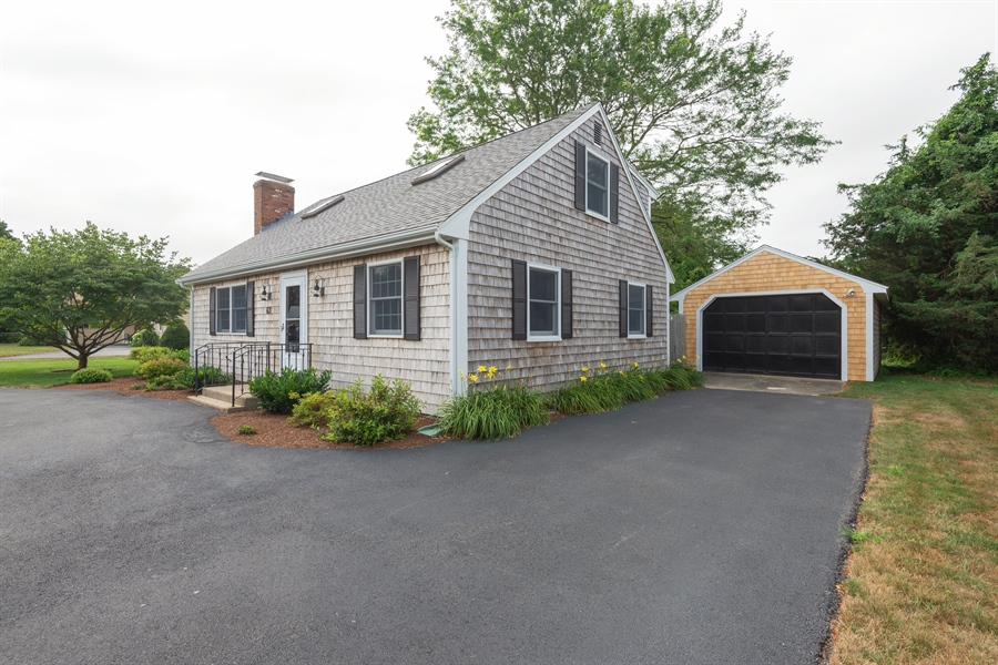 Real Estate Photography - 63 Anchorage Road, North Falmouth, MA, 02556 - Front View