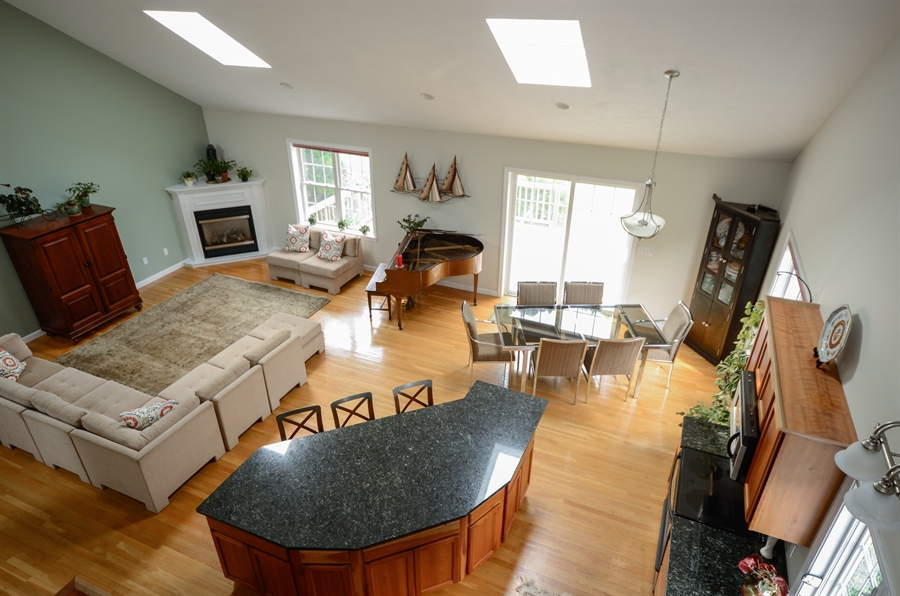 Real Estate Photography - 3 Harborview, Wareham, MA, 02571 - Loft View A