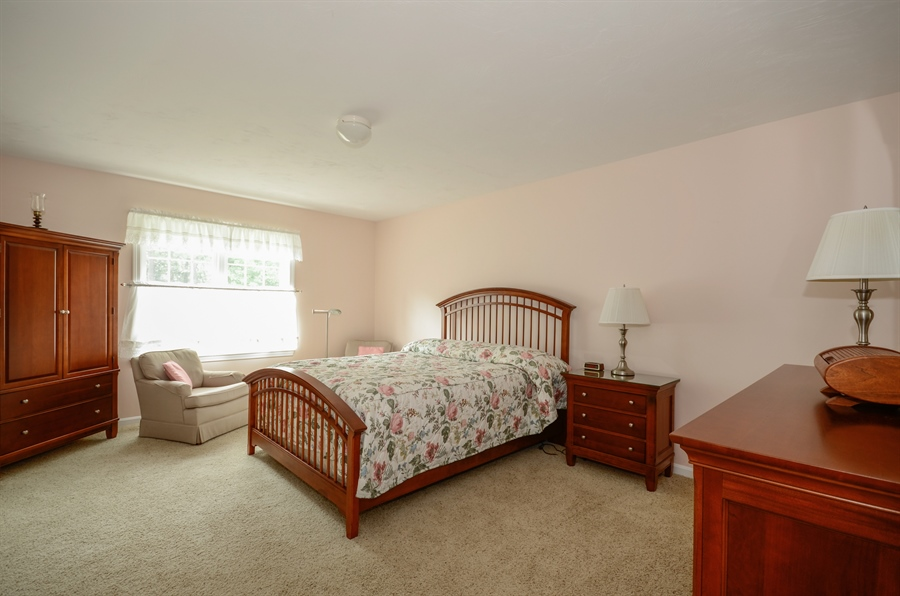 Real Estate Photography - 3 Harborview, Wareham, MA, 02571 - Master Bedroom