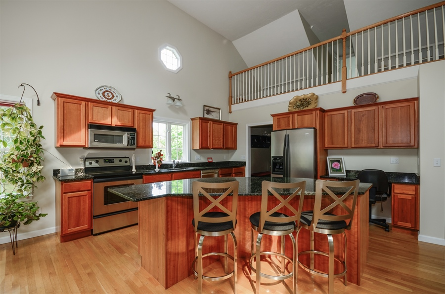Real Estate Photography - 3 Harborview, Wareham, MA, 02571 - Kitchen