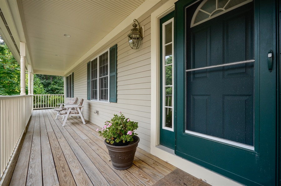 Real Estate Photography - 3 Harborview, Wareham, MA, 02571 - Porch