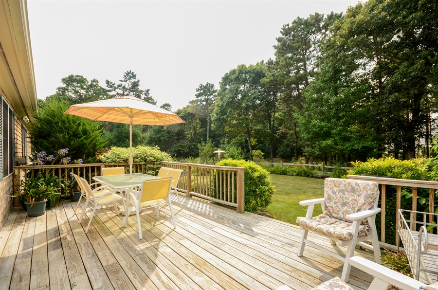 Real Estate Photography - 3 Harborview, Wareham, MA, 02571 - Deck