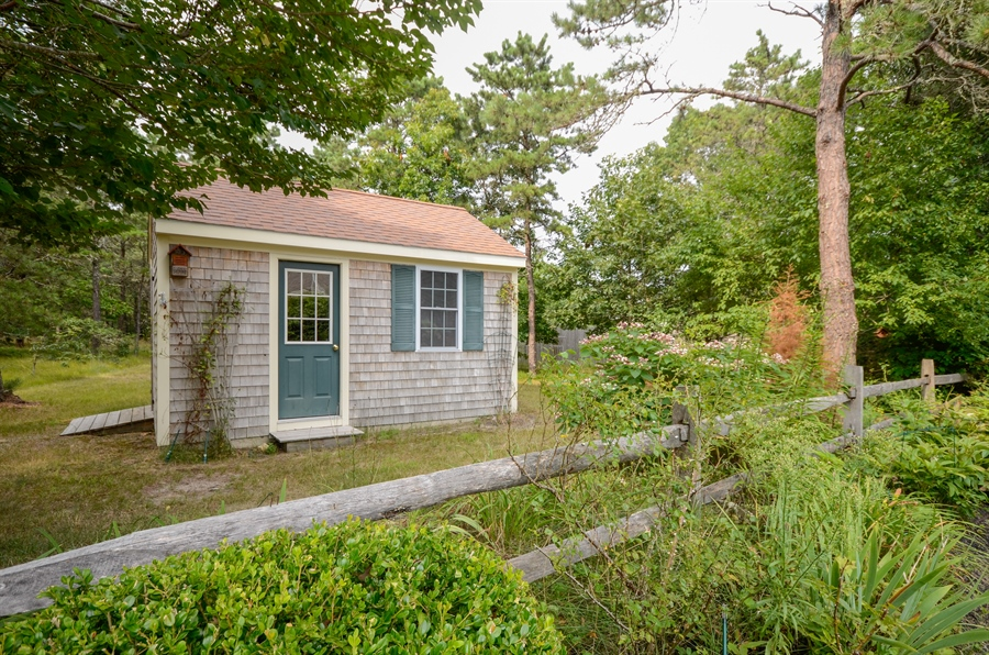 Real Estate Photography - 3 Harborview, Wareham, MA, 02571 - Barn