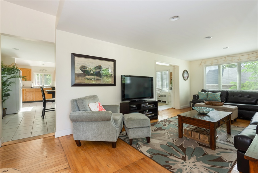Real Estate Photography - 169 Gosnold St, Hyannis, MA, 02601 - Living Room