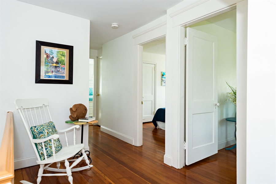 Real Estate Photography - 169 Gosnold St, Hyannis, MA, 02601 - 2nd Floor Corridor