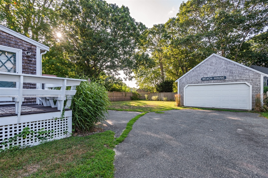 Real Estate Photography - 169 Gosnold St, Hyannis, MA, 02601 - Side View