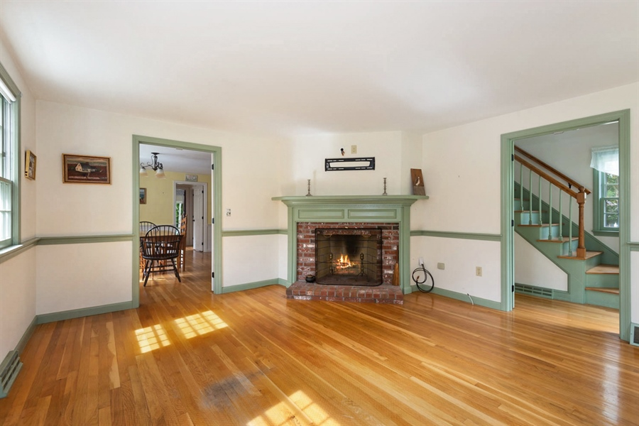 Real Estate Photography - 17 Belle Of The West, Yarmouth Port, MA, 02675 - Living Room