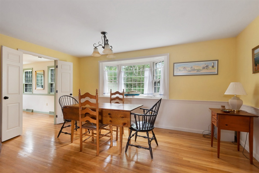 Real Estate Photography - 17 Belle Of The West, Yarmouth Port, MA, 02675 - Dining Area