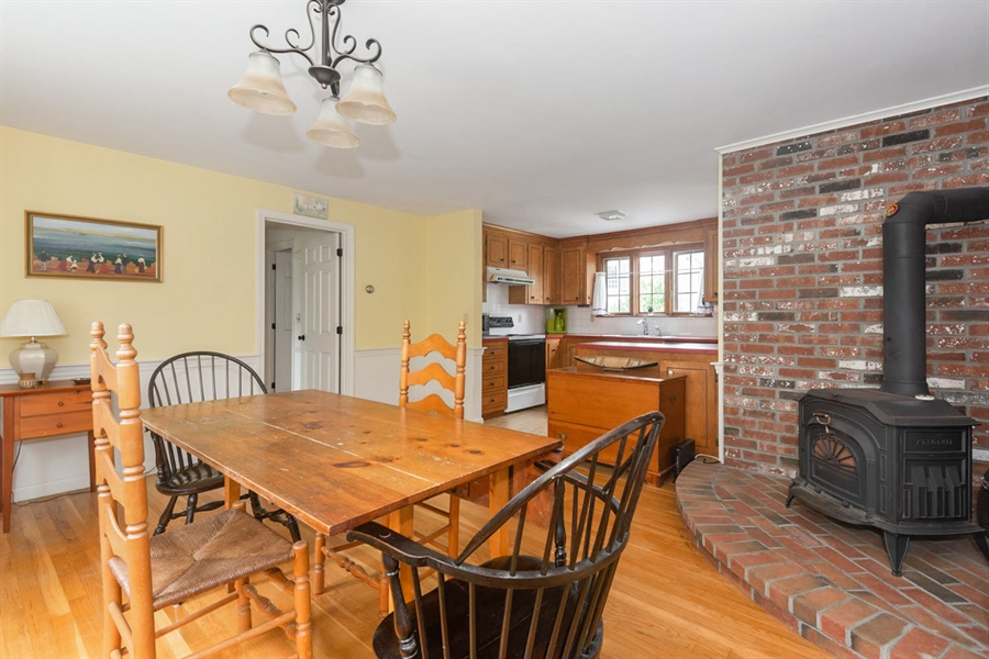 Real Estate Photography - 17 Belle Of The West, Yarmouth Port, MA, 02675 - Dining Room