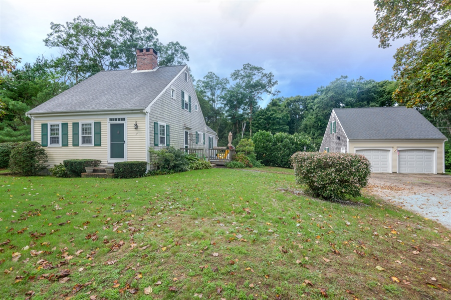 Real Estate Photography - 17 Belle Of The West, Yarmouth Port, MA, 02675 - Front View
