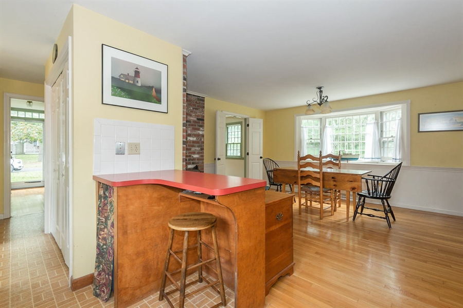 Real Estate Photography - 17 Belle Of The West, Yarmouth Port, MA, 02675 - Kitchen / Dining Room