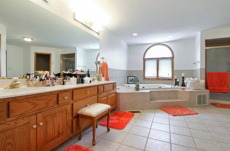 Real Estate Photography - 9140 N Washington St, Niles, IL, 60714 - Master Bathroom
