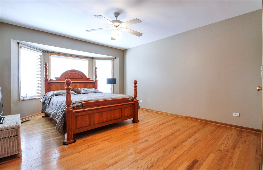 Real Estate Photography - 9140 N Washington St, Niles, IL, 60714 - 3rd Bedroom