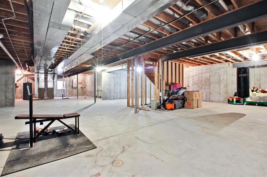 Real Estate Photography - 9140 N Washington St, Niles, IL, 60714 - Basement