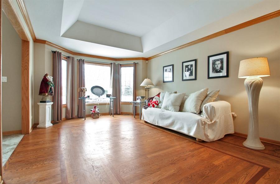 Real Estate Photography - 9140 N Washington St, Niles, IL, 60714 - Living Room