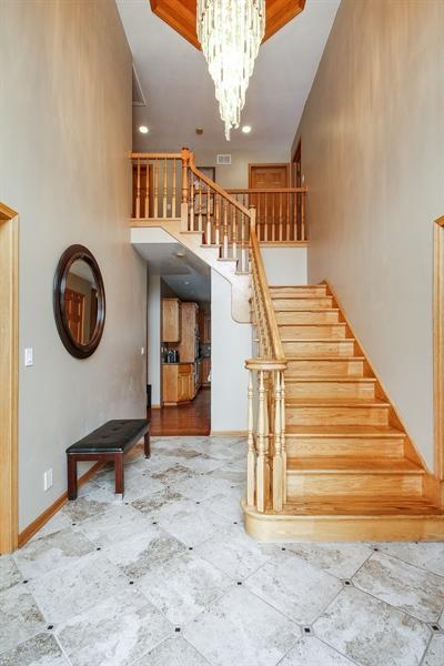 Real Estate Photography - 9140 N Washington St, Niles, IL, 60714 - Foyer