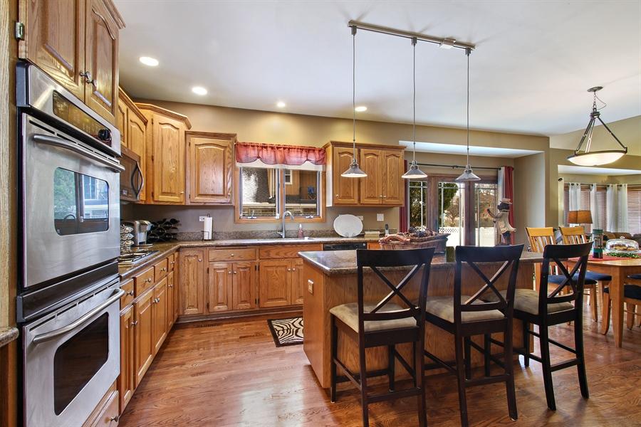 Real Estate Photography - 9140 N Washington St, Niles, IL, 60714 - Kitchen