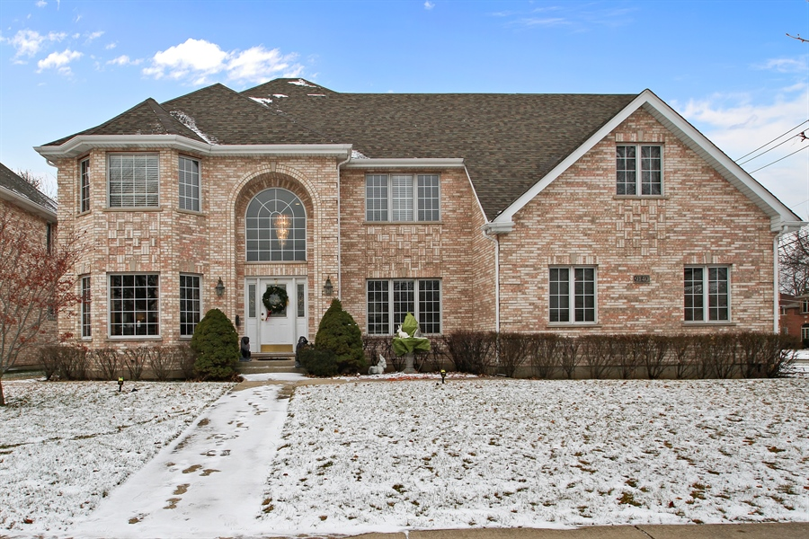 Real Estate Photography - 9140 N Washington St, Niles, IL, 60714 - Front View