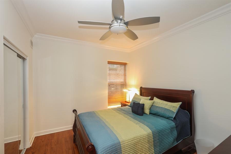Real Estate Photography - 4744 S Forrestville, 1N, Chicago, IL, 60615 - Main-Floor 2nd Bedroom