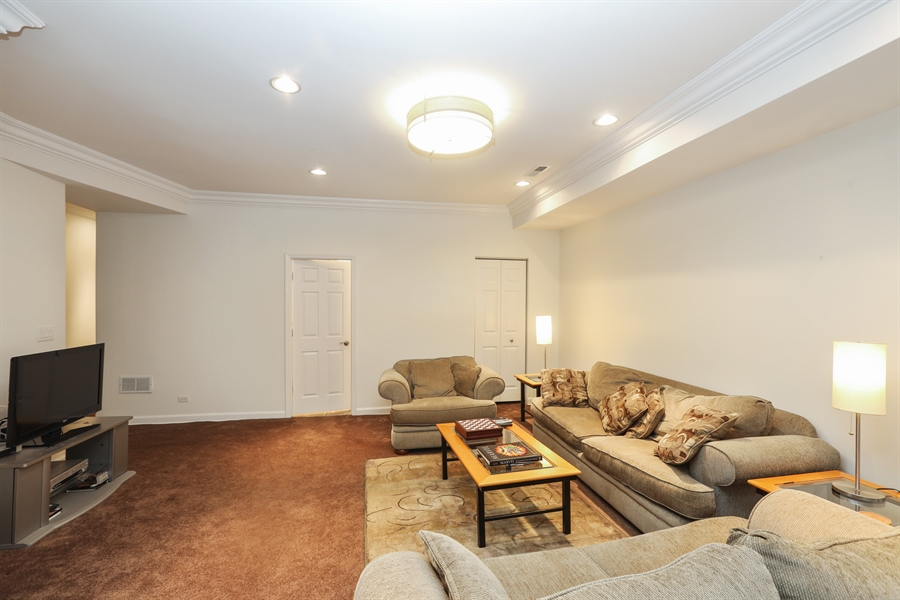 Real Estate Photography - 4744 S Forrestville, 1N, Chicago, IL, 60615 - Basement
