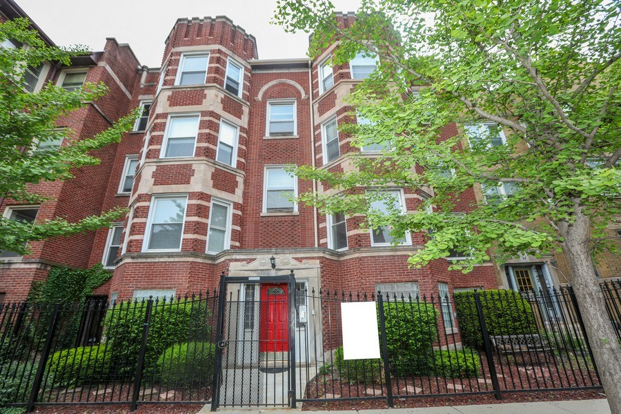 Real Estate Photography - 4744 S Forrestville, 1N, Chicago, IL, 60615 - Front View