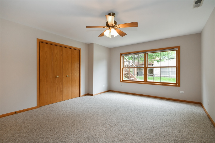Real Estate Photography - 8702 Trinity Drive, Orland Park, IL, 60462 - 3rd Bedroom