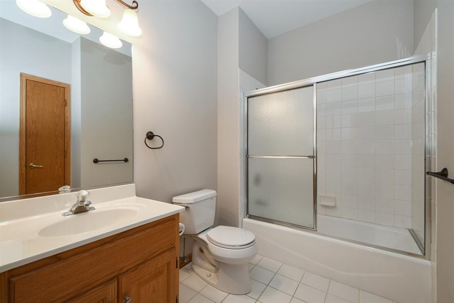 Real Estate Photography - 8702 Trinity Drive, Orland Park, IL, 60462 - Bathroom