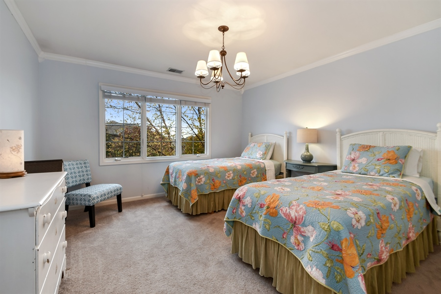 Real Estate Photography - 22761 Stanford Dr, Frankfort, IL, 60423 - 3rd Bedroom