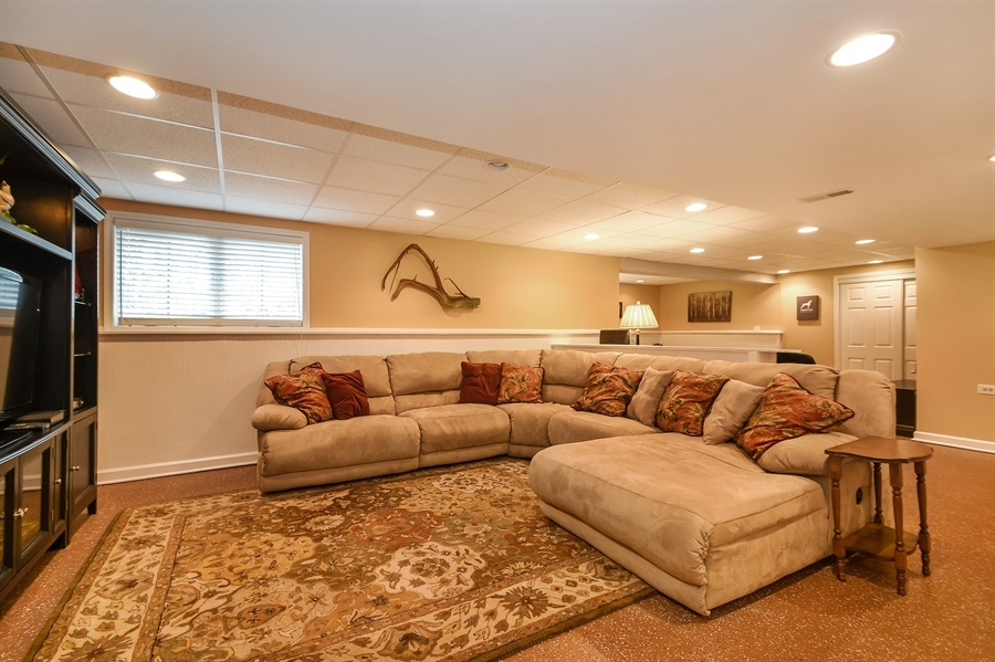 Real Estate Photography - 22761 Stanford Dr, Frankfort, IL, 60423 - Lower Level
