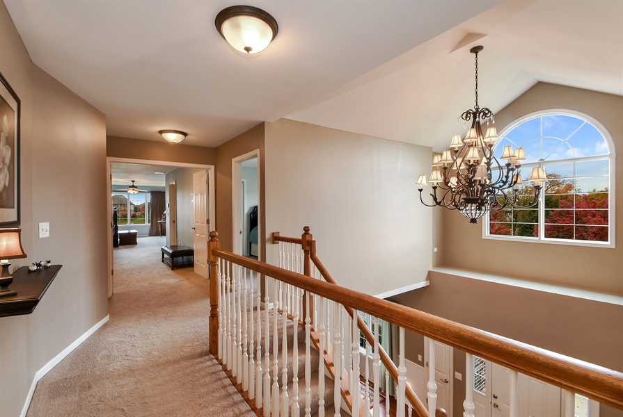 Real Estate Photography - 22761 Stanford Dr, Frankfort, IL, 60423 - Foyer