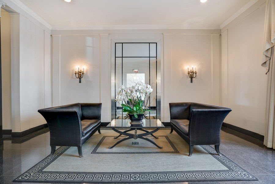 Real Estate Photography - 1260 N Astor St, Apt 11N, Chicago, IL, 60610 - Lobby
