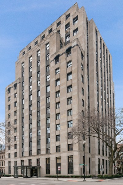 Real Estate Photography - 1260 N Astor St, Apt 11N, Chicago, IL, 60610 - Front View