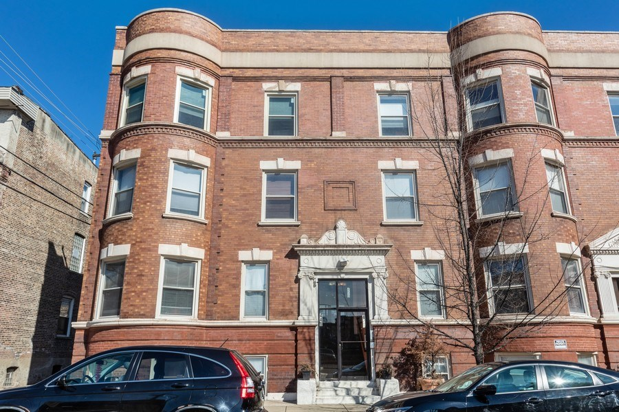 Real Estate Photography - 448 E 46th Pl, Unit F1, Chicago, IL, 60653 - Front View