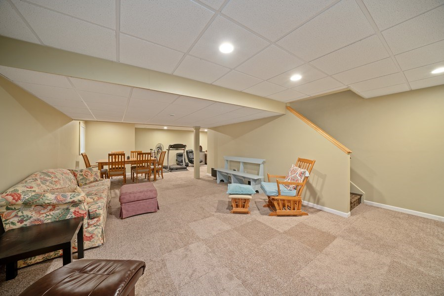 Real Estate Photography - 2003 Wedgeport Circle, Romeoville, IL, 60446 - Basement
